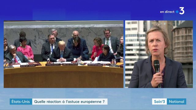 Iran : les Etats-Unis ne prennent pas au sérieux l'UE