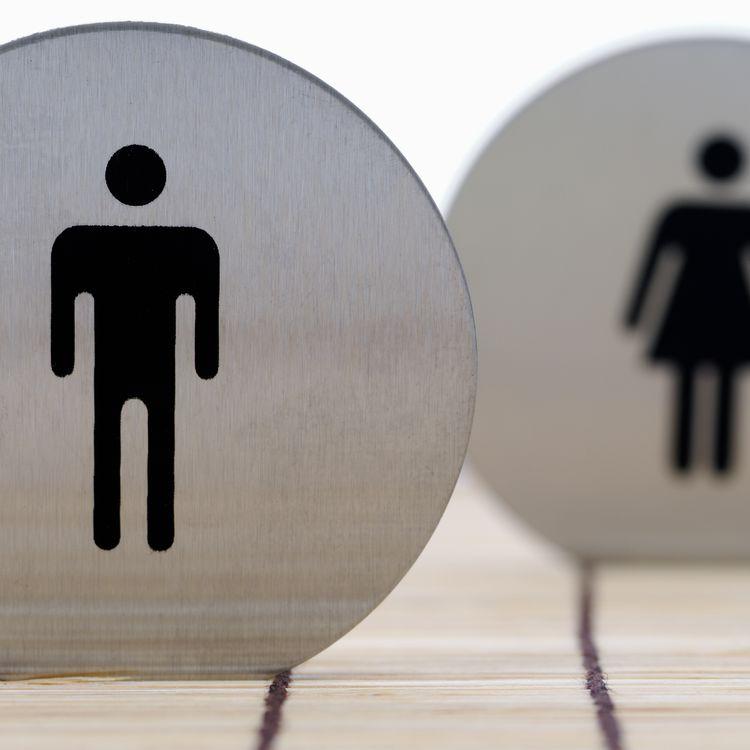 """A Tours (Indre-et-Loire),une personne intersexuée vient d'obtenir de la justice de faire apposer sur son état civil la mention """"sexe neutre"""". (MAXPPP)"""