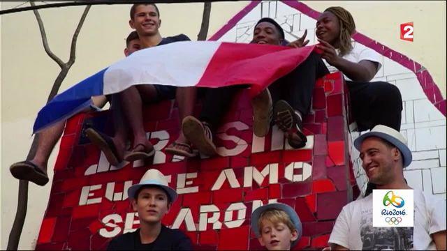 Jeux olympiques : les supporters français dans les starting-blocks