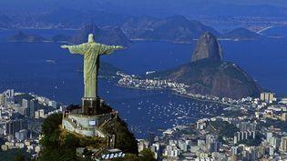 Le Christ Rédempteur de Rio de Janeiro  (WILFRIED LOUVET / ONLY WORLD / ONLY FRANCE)