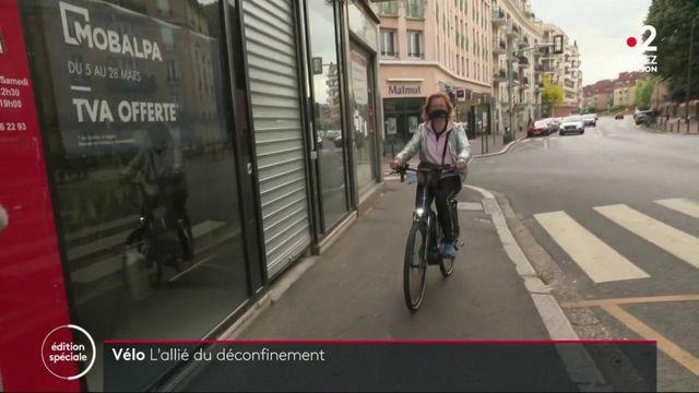 Déconfinement : le vélo comme solution alternative pour éviter les transports en commun