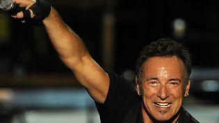 Bruce Springsteen.  (RAFA RIVAS / AFP)