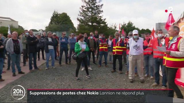 Suppressions de postes chez Nokia : Lannion ne répond plus