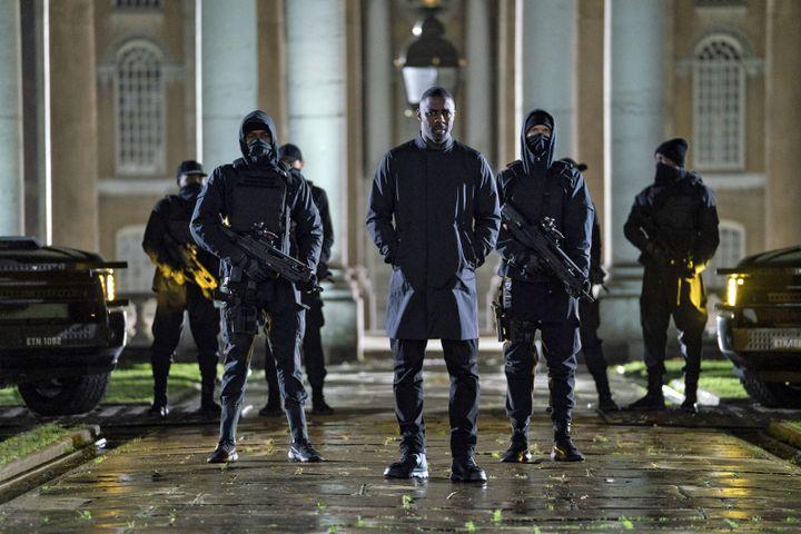 "Idris Elba dans ""Fast & Furious : Hobbs & Shaw"" deDavid Leitch (DANIEL SMITH / UNIVERSAL PICTURES)"