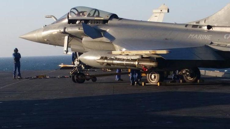 (Chaque jour une dizaine de pilotes s'envolent pour frapper Daech © RF/ Gaële Joly)