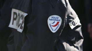 Police nationale. Image d'illustration. (LIONEL VADAM  / MAXPPP)
