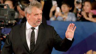 Luc Besson en avril 2015 au Festival international du film de Pékin  (Andy Wong/AP/SIPA)