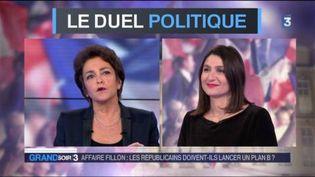 Le retrait de François Fillon fait débat. (FRANCE 3)