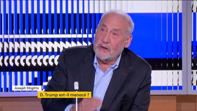 """Joseph Stiglitz : """"personne, même le président, n'est au-dessus des lois"""""""