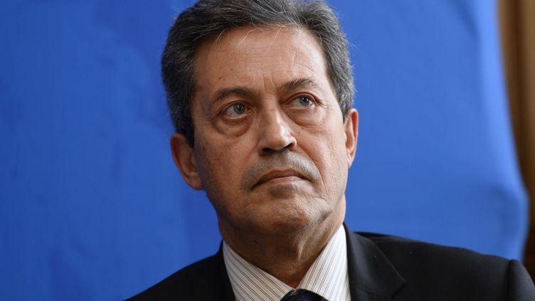 Le député LR du Rhône, Georges Fenech, le 12 juillet 2016. (BERTRAND GUAY / AFP)