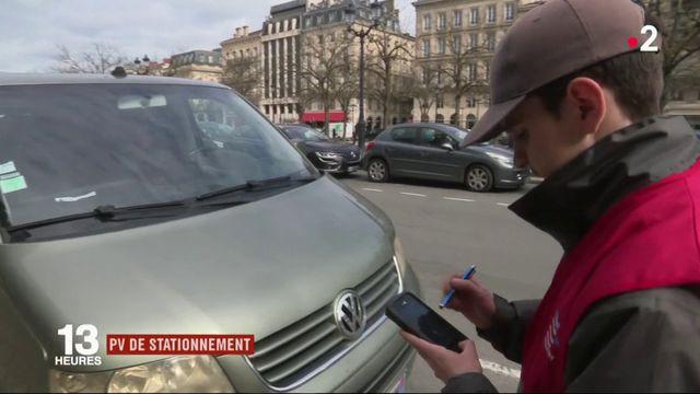 PV de stationnement : une réforme contestée par les automobilistes mais qui rapporte