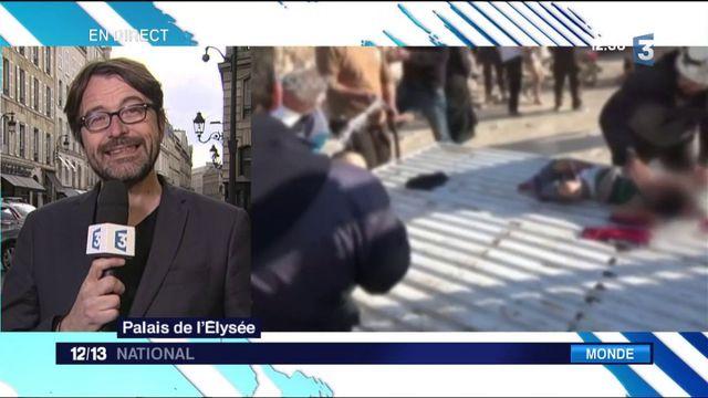 Attaque au gaz chimique en Syrie : la France accuse Damas