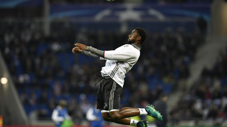 Nicolas Nkoulou (JEFF PACHOUD / AFP)