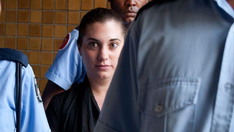 (Aurore Gros-Coissy a écopé de 20 ans de prison, à Maurice pour trafic de Subutex © MaxPPP)