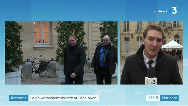 Réforme des retraites : la rencontre entre Édouard Philippe et Laurent Berger très attendue