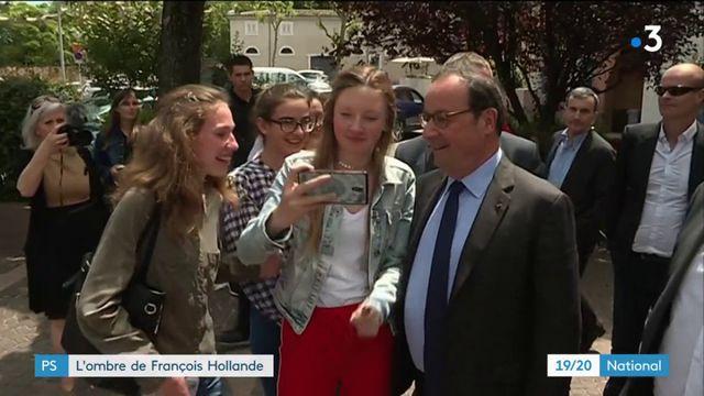 PS : l'ombre de François Hollande plane toujours