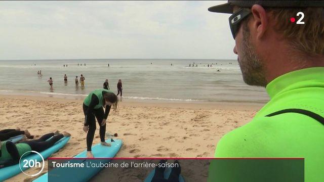 Tourisme : l'été se prolonge avec de fortes chaleurs dans le Sud-Ouest