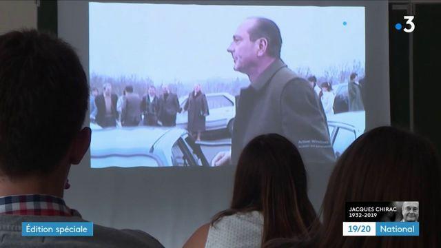 Mort de Jacques Chirac : les jeunes se souviennent de Jacques Chirac.
