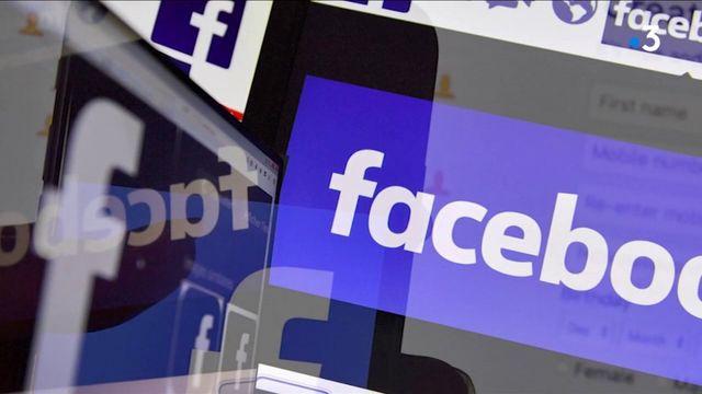 Facebook : polémique après une fuite de données