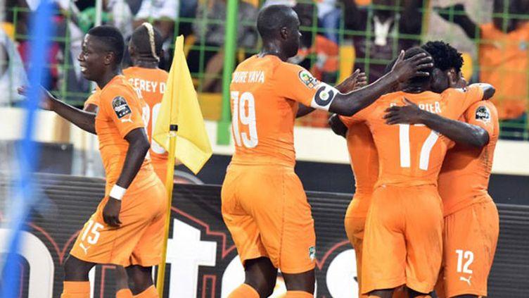 La joie de la Côte d'Ivoire (ISSOUF SANOGO / AFP)