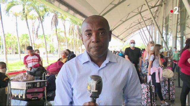 Guyane : un test PCR obligatoire pour voyager vers Paris