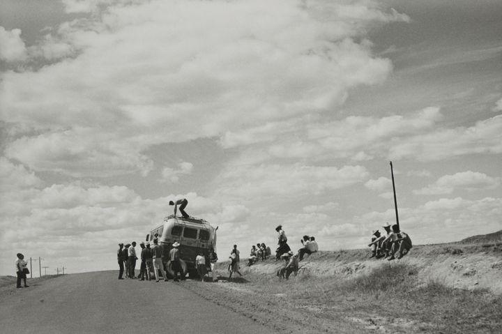 """Bernard Plossu, Mexique (""""Le Voyage mexicain""""), 1966  (Bernard Plossu)"""