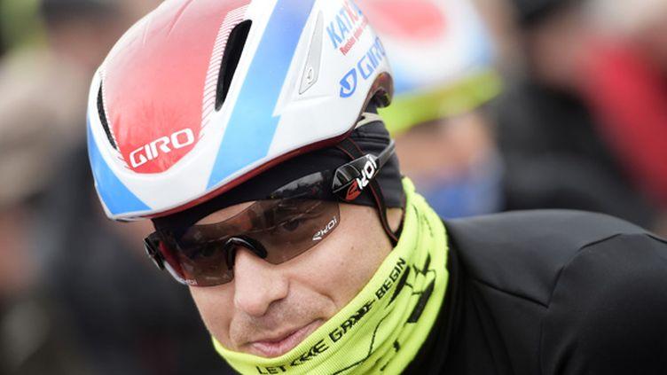 Alexander Kristoff (Katusha) est l'un des favoris du Tour des Flandres (YORICK JANSENS / BELGA MAG)