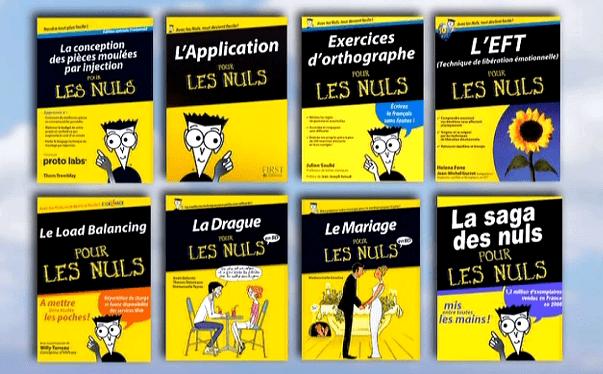 Quelques-uns des 1.200 titres de la collection  (France 2 )