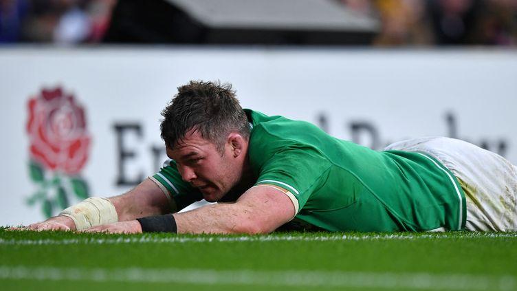 Peter O'Mahony  (BEN STANSALL / AFP)