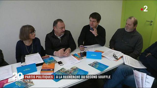 Partis politiques : à la recherche du second souffle