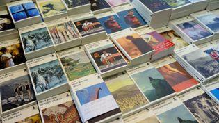 Le Salon du livre de la porte de Versailles à Paris, le 25 mars 2013. (WITT / SIPA)