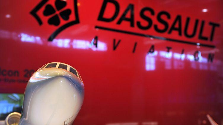 """Les """"Paradise Papers""""laissent penser que Dassault Aviation connaît les montages proposés par Appleby pour permettre à ses clients à bénéficier du remboursement de la TVA lors de l'achat d'un avion de la marque française. (HAROLD CUNNINGHAM / GETTY IMAGES EUROPE)"""