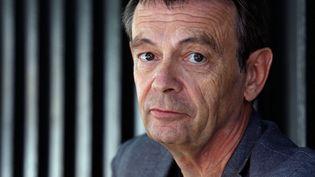 """Pierre Lemaitre, auteur de """"Au revoir là-haut"""" (Albin Michel)  (FRANCOIS GUILLOT / AFP)"""
