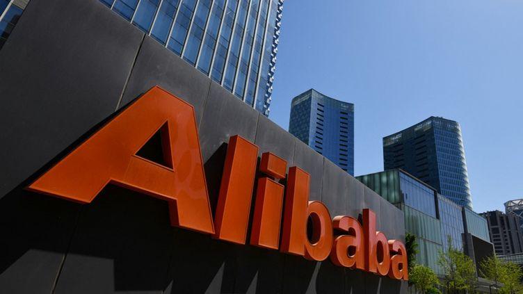 Alibabaa vendu l'an dernier pour plus de 1 100 milliards de dollars de marchandises en ligne (GREG BAKER / AFP)