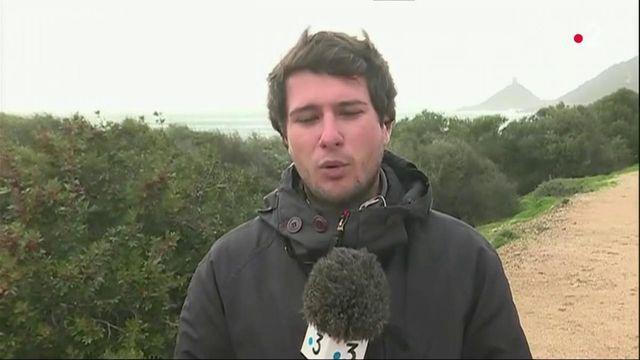 Tempête Fabien : la Corse en alerte vagues-submersion
