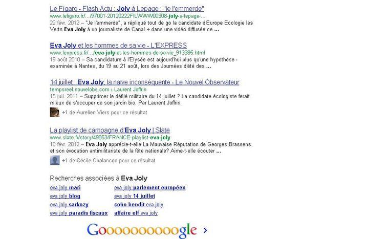 Quand Eva Joly insulte Corinne Lepage. (DR)