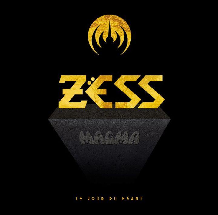 """La pochette de l'album """"Zëss"""" (Gérald Nimal)"""