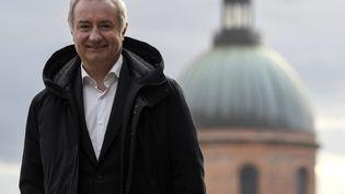 Jean-Luc Moudenc, maire de Toulouse, souhaite que les contrôles du respect du confinement soit renforcés pour éviter un relâchement. (XAVIER DE FENOYL / MAXPPP)