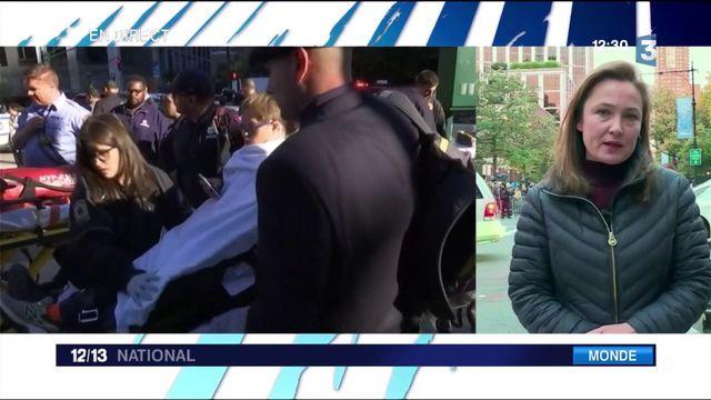 Attaque à Manhattan : ce que l'on sait du suspect