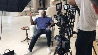 """Michael Jordan, interviewé pour le documentaire """"The Last Dance"""" (ESPN NETFLIX)"""