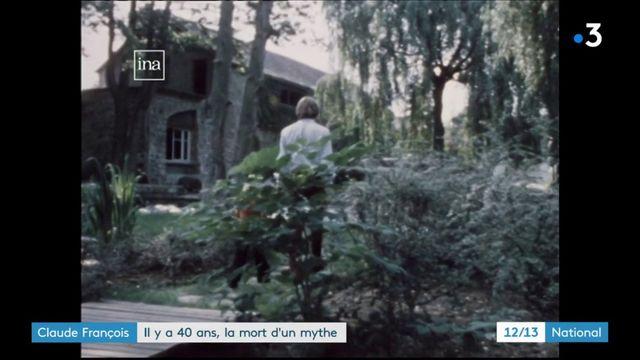 Claude François : un mythe mort il y a 40 ans