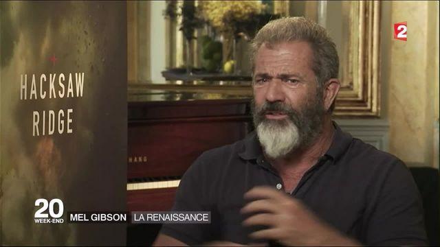 Cinéma : le retour de Mel Gibson