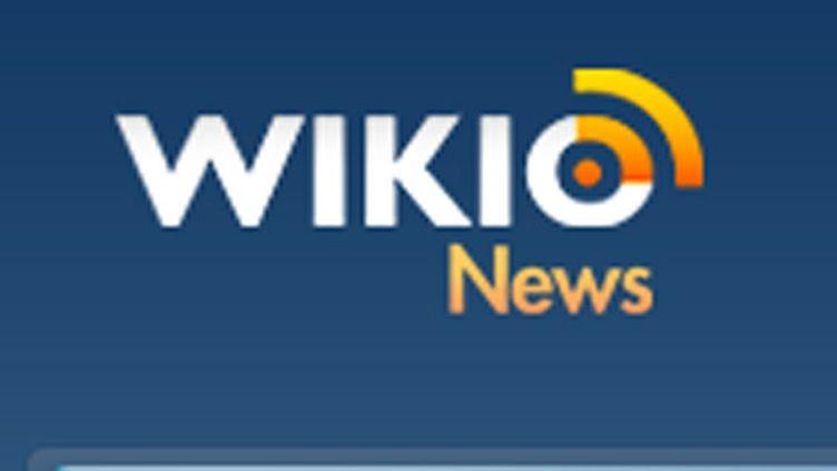 Capture d'écran du site Wikio News