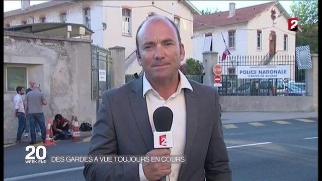 Attentat de Nice : sept personnes gardées à vue dimanche soir