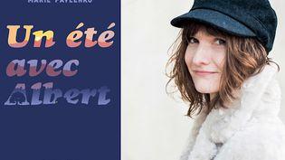 Un été avec Albert, le nouveau roman de Marie Pavlenko. (ESTUAIRE SAINT NAZAIRE / FLAMMARION)