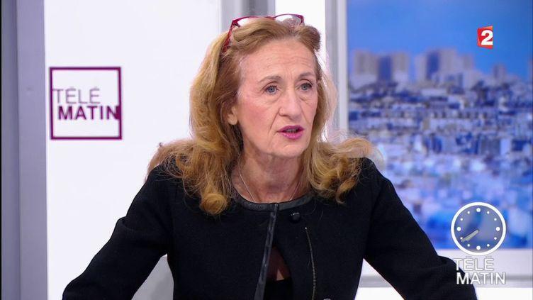 Nicole Belloubet (France 2)