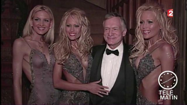 Le fondateur de Playboy, Hugh Hefner, est mort