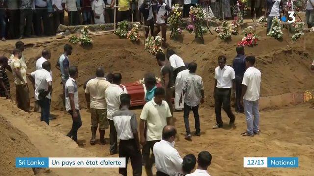Attentats au Sri Lanka : le dernier bilan fait état de 310 morts
