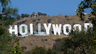 """Le projet """"Time's Up"""" est lancé par des femmes travaillant dans le cinéma à Hollywood mais s'adresse à tous les métiers et partout aux Etats-Unis.  (JOE KLAMAR / AFP)"""