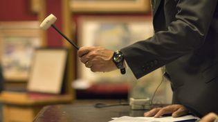 Une vente aux enchères, le 6 mars 2010. (DANIEL THIERRY / PHOTONONSTOP / AFP)